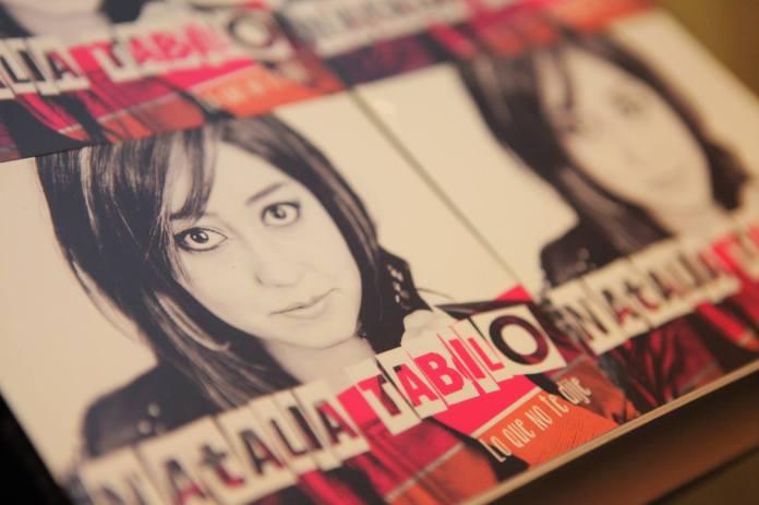 Disco de Natalia Tabilo