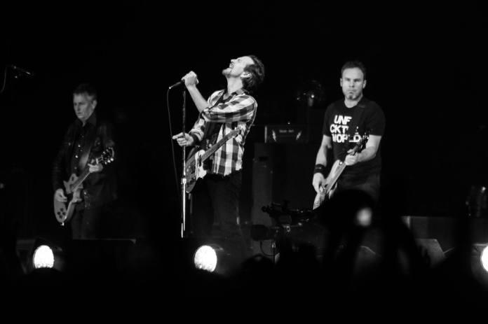 Pearl Jam, músicos